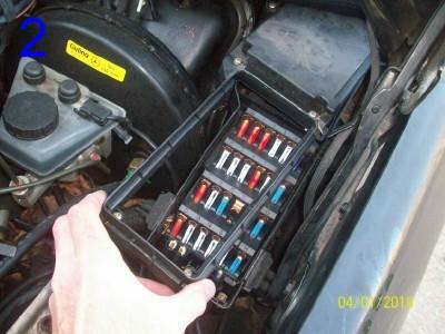 Fuse Box 1989 Mercedes Benz Wiring Schematic Diagram