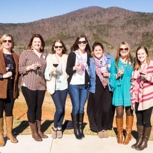Wine Tasting in North Georgia