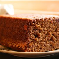 Moist and delicious, this cake will stay fresh for up to 2 weeks!