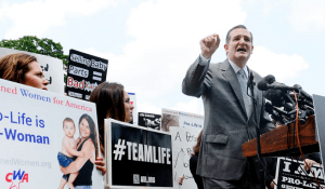 Ted Cruz and the Pro-Life crowd