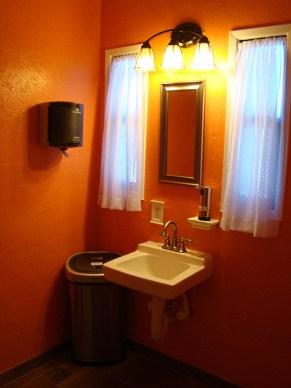 Tuscan Restroom Sink