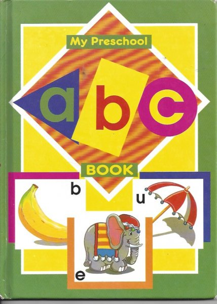 My Preschool Abc Book - Menubizzybeesevents \u2022