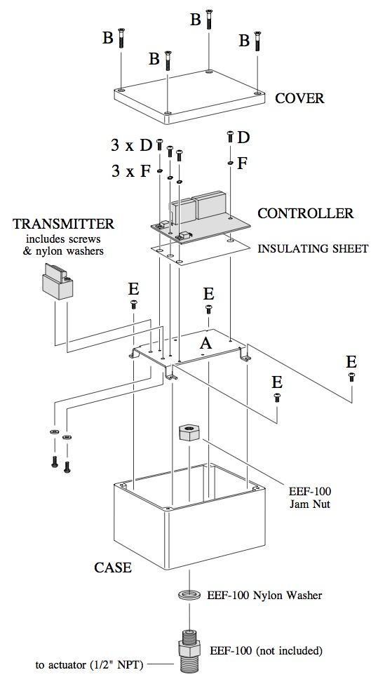 bettis valve actuator wiring diagram for