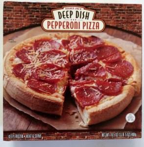 Trader Joes Deep Dish Pizza