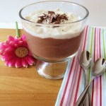 Chocolate Coconut Banana Cream Parfait