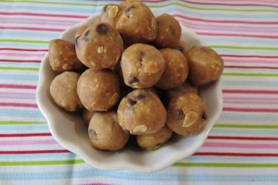 Peanut Butter Pretzel Balls