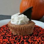 Skinny Chocolate Cheesecake
