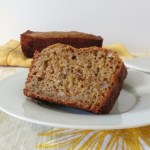 Apple and Cinnamon Walnut Bread