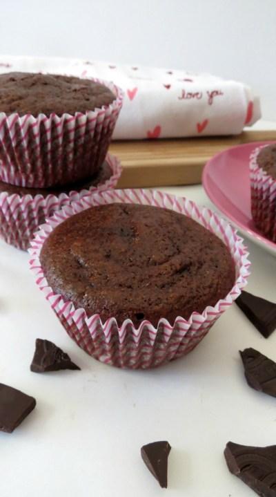 Chocolate Mocha Muffins