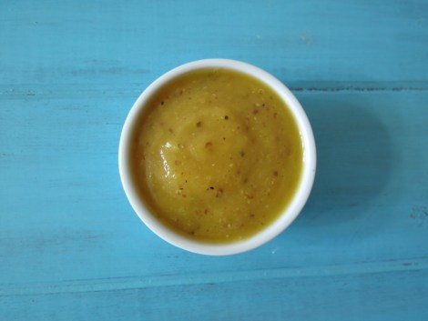 Pineapple Mango Dressing