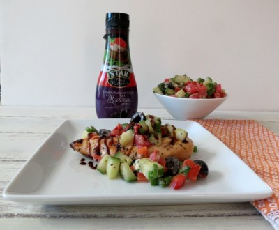 Mediterranean Grilled Chicken