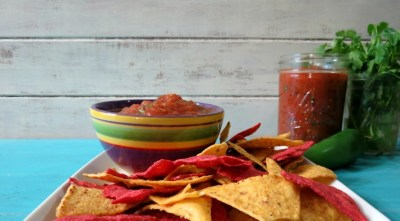 Fire Grilled Salsa