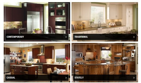 Kitchen Styles#DeltaFaucetInspired