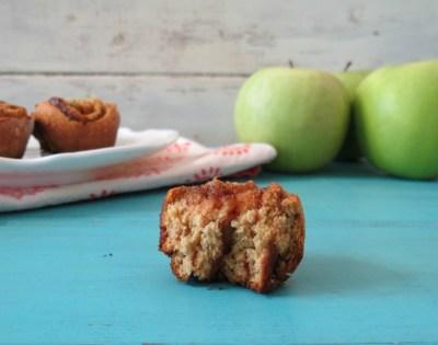 Mini Apple Cinnamon Rolls