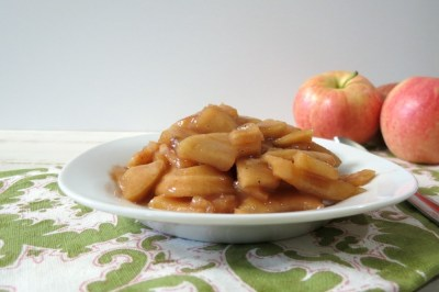 Caramelized Apples in Crockpot