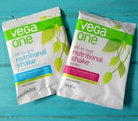 Vega One Nutritional Shake 003a