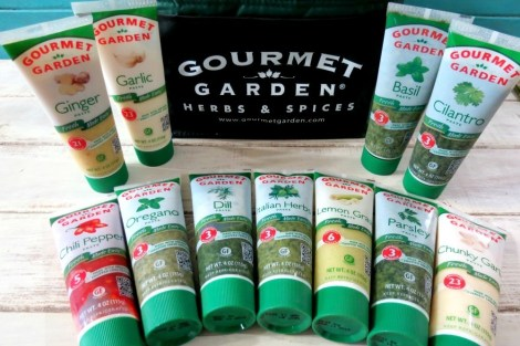Gourmet Garden Herbs and Spices
