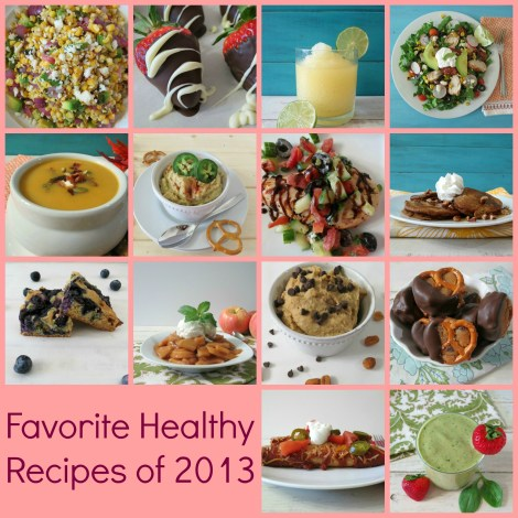 My Favorite Healthy Recipes of 2013