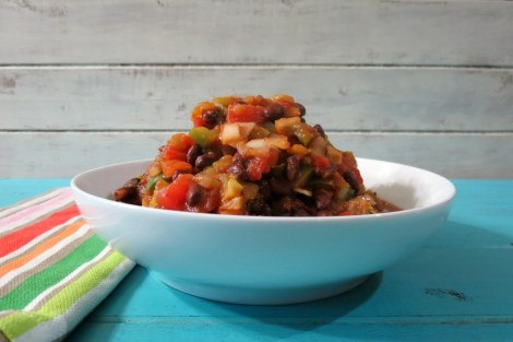 Vegetarian Taco Filling