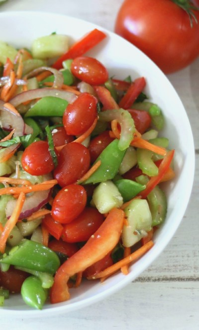 Marinated Garden Salad