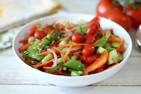 Marinated Garden Salad 029a
