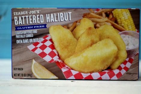 Trader Joes Gluten Free Battered Halibut