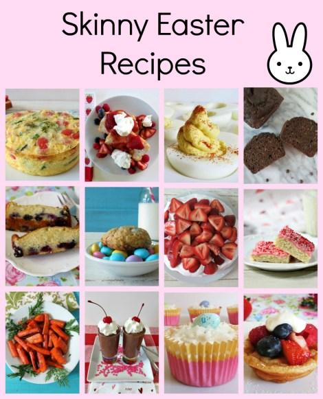 Skinny Easter Recipes