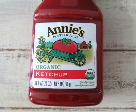 Annies All Natural Ketchup