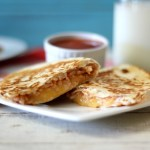 Cheesy Brown Rice Quesadillas #BensBeginners