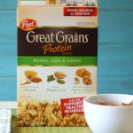 Winner of Great Grains Cereal #GreatGrains