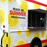Stoli Lemonade Truck Event Today #StoliLemonade