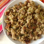Cajun Cornbread Stuffing