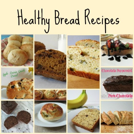 Healthy Bread Recipes