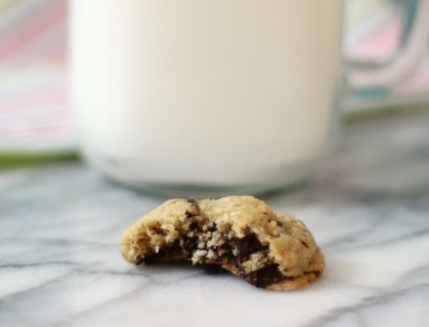 True Coconut Chocolate Chip Cookies