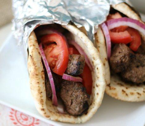 Beef Gyros #SundaySupper