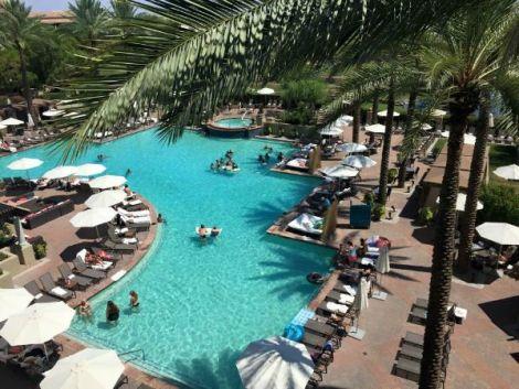 Fairmont Princess Resort in Scottsadale, AZ