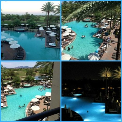 Fairmont Resort Scottsdale, AZ Pool