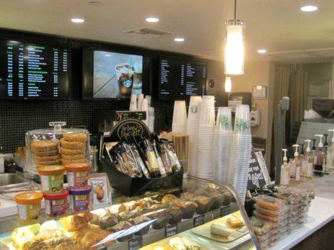 Starbucks at the Fairmont Princess Resort Scottsdale