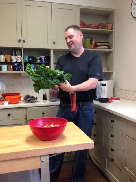 The Vegan Taste Chef Jason Wyrick