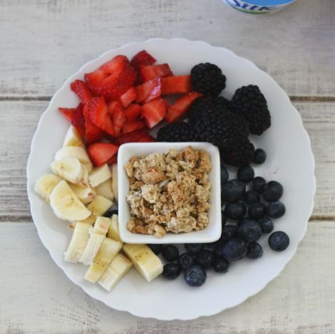 Morning Parfait #TopItTuesday #ad