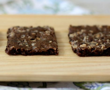 Toffee Brownie Brittle