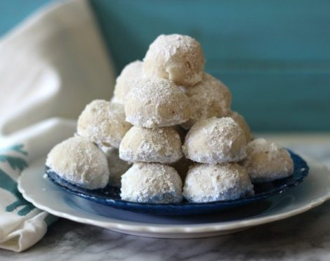 Snowball Cookies (Aka Wedding Cookies)