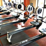 Cardio, Glute and Core Workout with Rowing, Deadlifts and BOSU Exercises