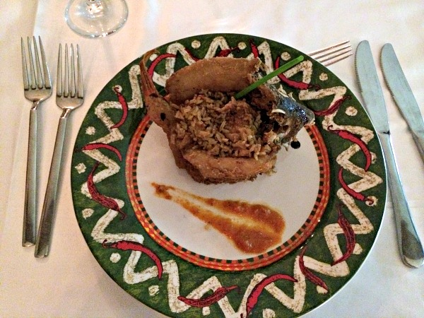 Majestic Colonial Resort Taino Dinner