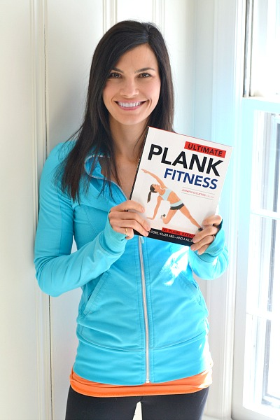 Ultimate Plank Fitness Jen DeCurtins