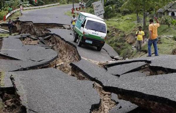 (WORLD SECTION) NEPAL-KATHMANDU-EARTHQUAKE