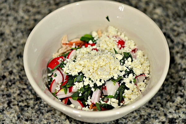 Blue Apron Chicken Salad Mix