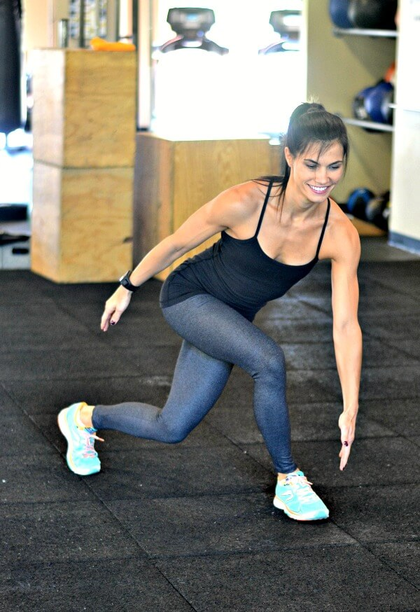 Jumping July HIIT Workout on Peanut Butter Runner