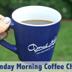 Sunday Morning Coffee Chat: Life, Love and Running