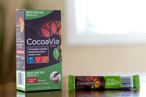 Cocoa Via Daily Coconut Extract Supplement